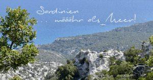 Buchreise: Sardinien ... määähr als Meer!